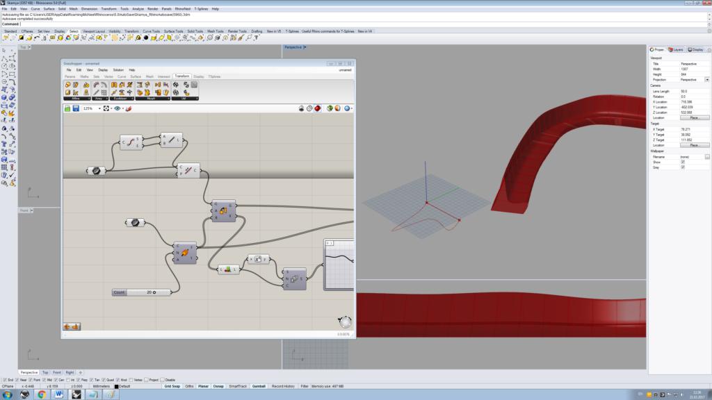 Создание параметрических 3D моделей