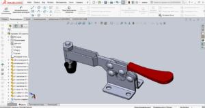 3D моделирование в Solidworks