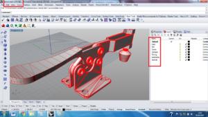Перевод 3D модели surface to mesh