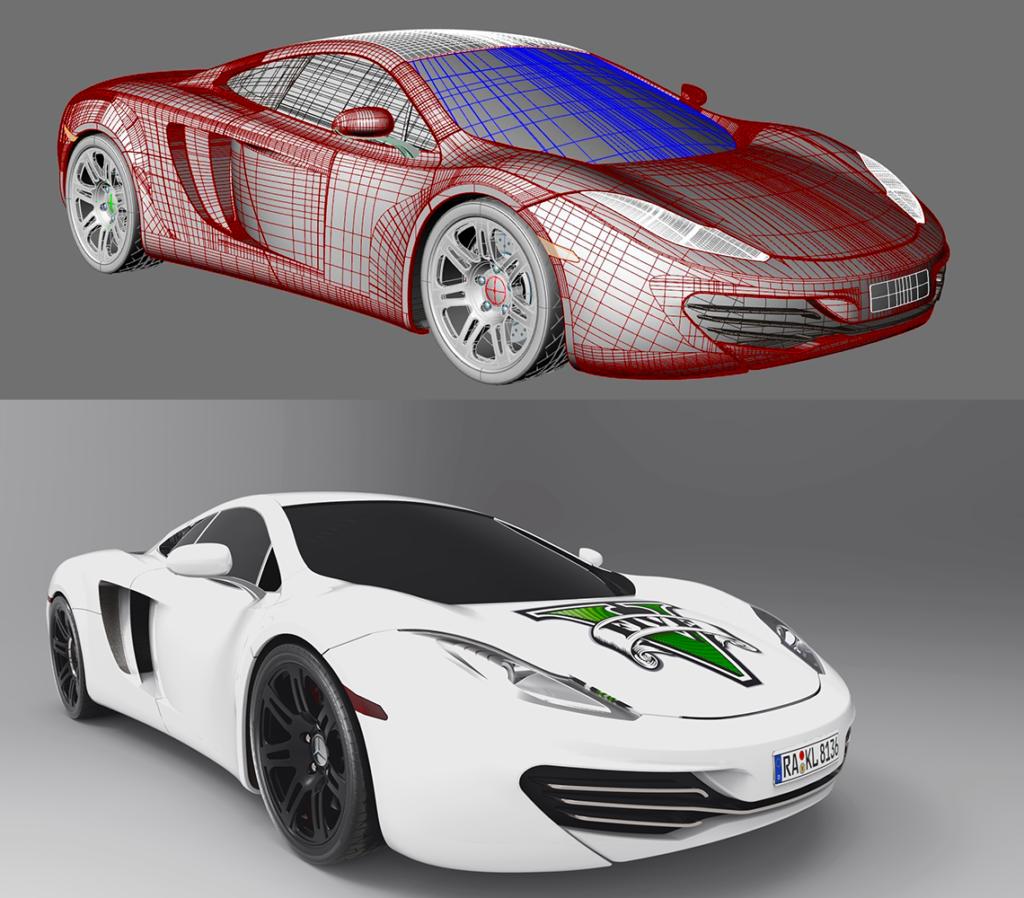 kd3d_Визуализация 3D моделей