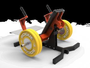 Визуализация 3D модели тренажера