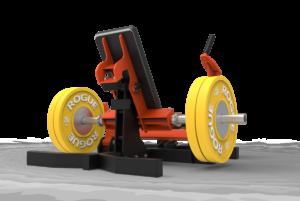 Визуализация 3D модели силового тренажера